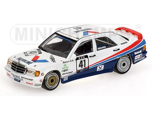 Mercedes Benz: 190E 2.3-16 - Team BMK Motorsport/ R.Asch (DTM 1988) - 1:43
