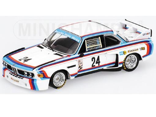 BMW: 3.5 CSL IMSA - Riverside 6 Hours 1975 - Stuck/Posey - 1:43