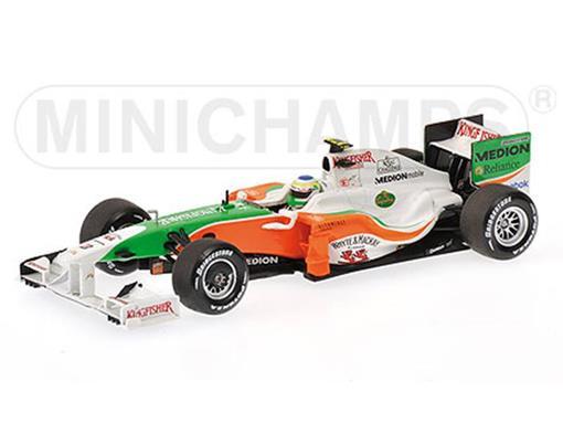 Force India: VJM02 - G. Fisichella - 2009 - 1:43