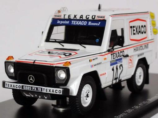 Mercedes Benz: 280 GE Nº 142 - Winner Paris - Dakar (1963) - 1:43