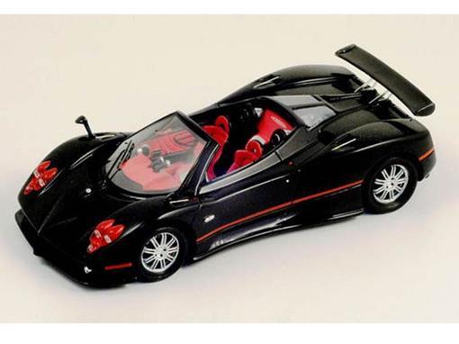 Pagani: Zonda F Roadster (2006) - Preto - 1:43