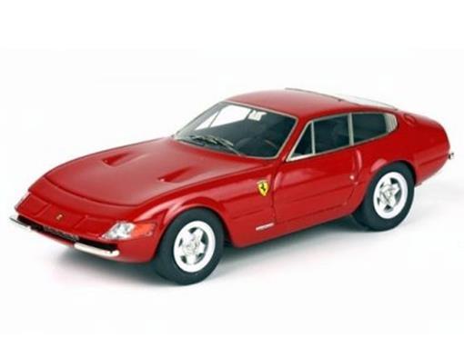 Ferrari: 365 GTB4 -  Daytona - Street (1971) - Vermelha - 1:43