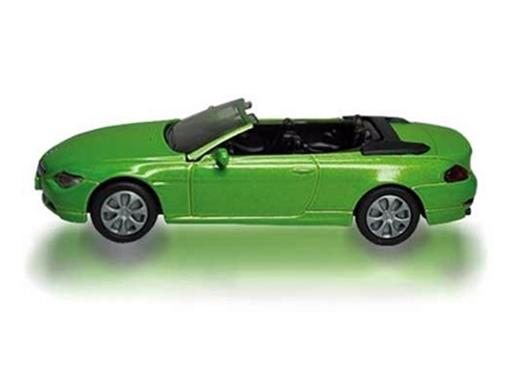 BMW: 645i Conversivel - Verde - 1:55