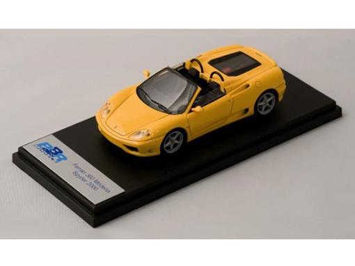 Ferrari: 360 Modena - Spider (2000)- 1:43