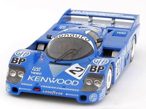 Porsche: 956 LH - #21 (1985) Le Mans - 1:43