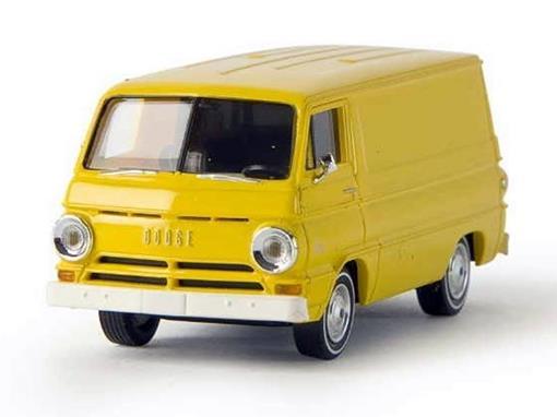 Dodge A-100 Van (1964) - Amarelo - H.O