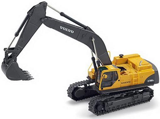 Volvo: Escavadeira EC700 - 1:50