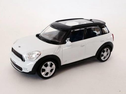 Mini Cooper: S Countryman - Branco - 1:43