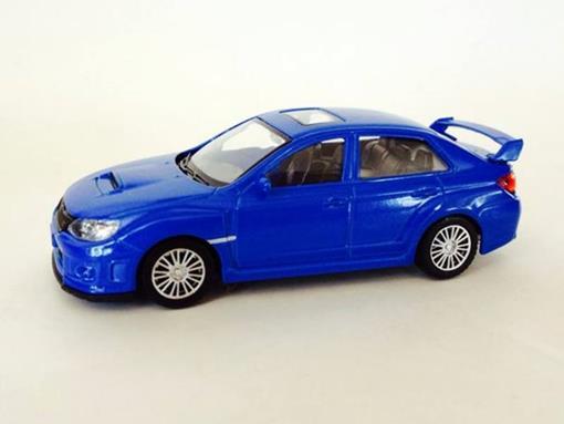 Subaru: WRX STI - Azul - 1:43