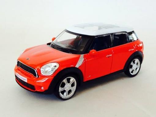 Mini Cooper: S Countryman - Vermelho - 1:43
