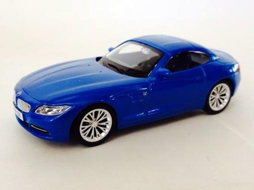 BMW: Z4 - Azul - 1:43
