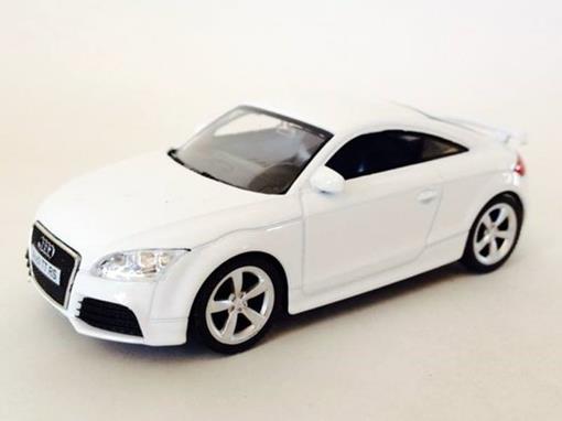 Audi: TT Coupé - Branco - 1:43