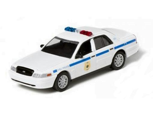Ford: Crown Victoria (2011) FBI Police Hot Pursuit Série 10 1:64