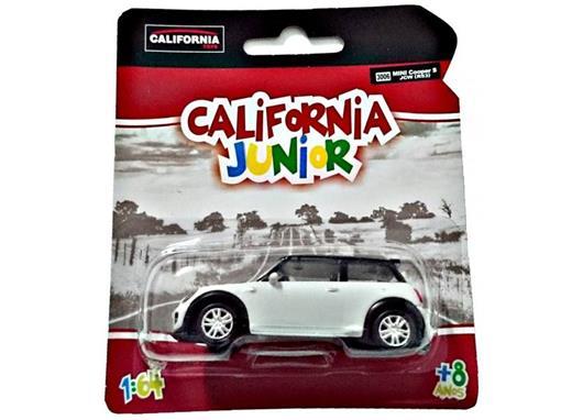 Mini Cooper: S JCW (R53) - Branco - 1:64
