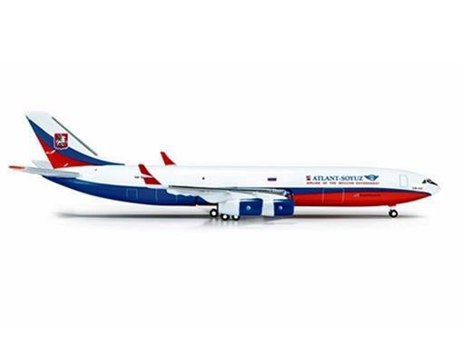 Atlant Soyuz Airlines:  Ilyushin IL-96-400T - 1:500