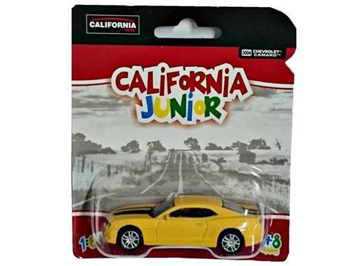 Chevrolet: Camaro - Amarelo - 1:64