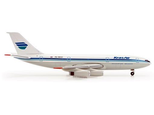 KrasAir: Ilyushin IL-86 - 1:500