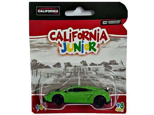 Lamborghini: Gallardo LP 570-4 Superleggera - Verde - 1:64