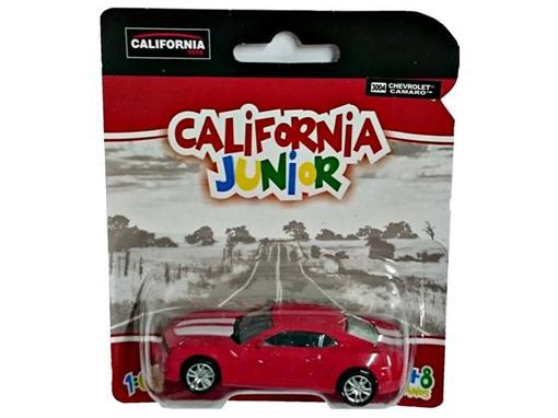 Chevrolet: Camaro - Vermelho - 1:64