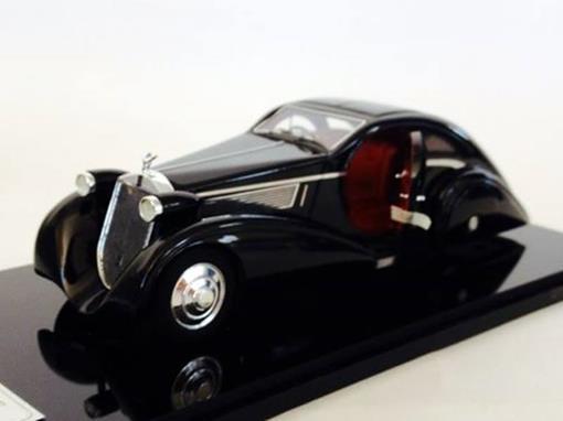 Rolls-Royce: Phantom Jonckheere Coupe (1925) - Preto - 1:43