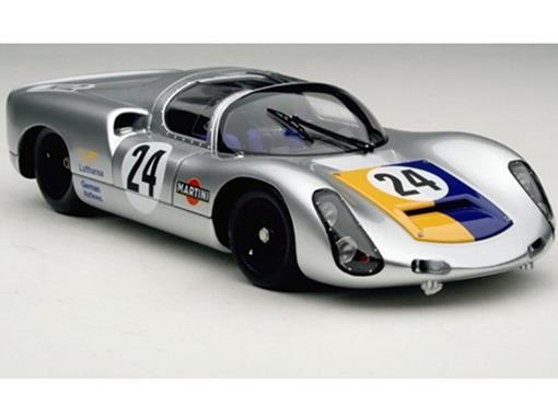 Porsche: 910 Martini #24 (1968) - 1:18