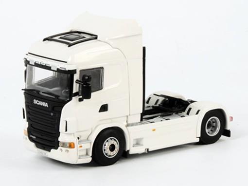 Scania: R(6) Highline 4x2 - Cavalo - Branco - 1:50