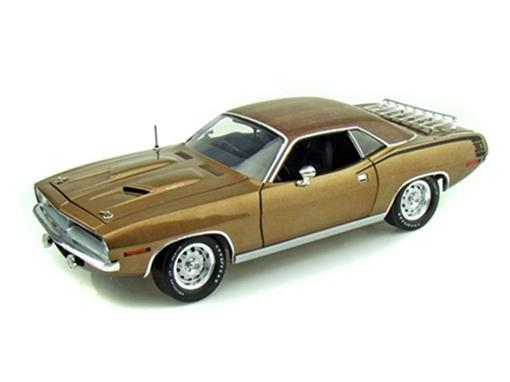 Plymouth: Barracuda 383 (1970) - 1:18