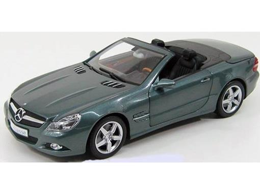 Mercedes Benz: SL-Klasse AMG - Verde Metálico - 1:18
