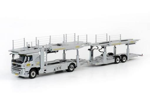 Volvo: FM2 Globetrotter 4x2 Autotransporter (2+2 AS)