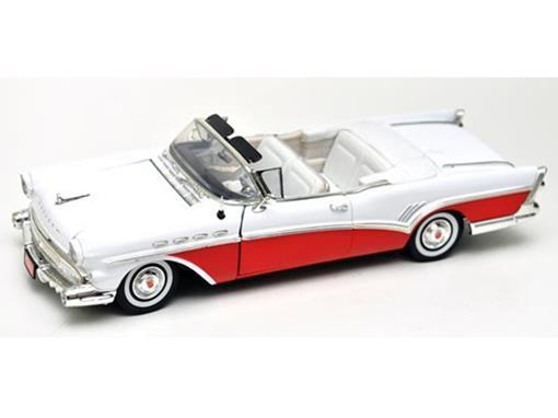 Buick: Roadmaster Conversível (1957) - 1:18