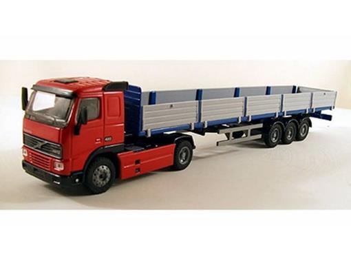 Volvo: Fh12-420 C.O.E. - Carreta - 1:50