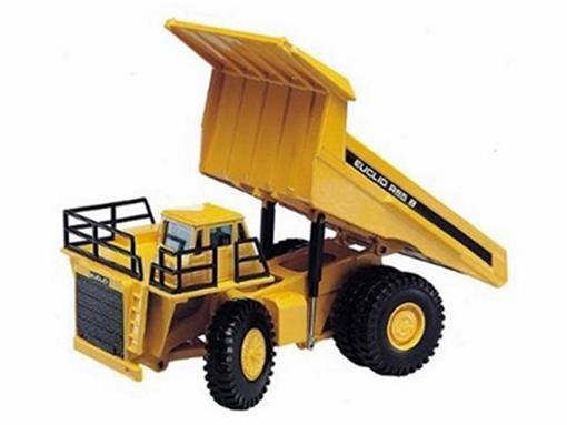 Euclid: Caminhão Fora de Estrada R-85B - 1:50