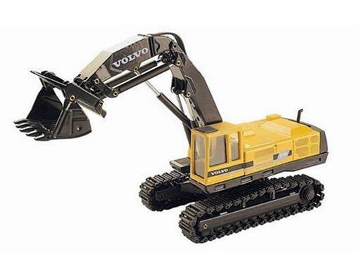Volvo: Escavadeira EC650 - 1:50