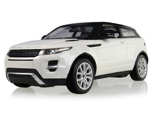 Land Rover: Range Rover Evoque - Branco - Controle Remoto - 1:14