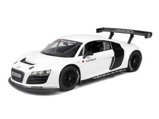 Audi: R8 LMS - Branco - Controle Remoto - 1:14