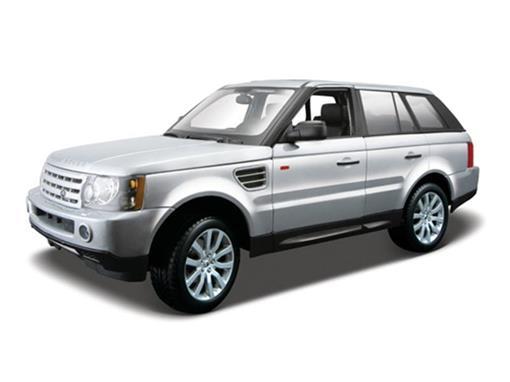 Land Rover: Range Rover Sport - Prata - 1:18
