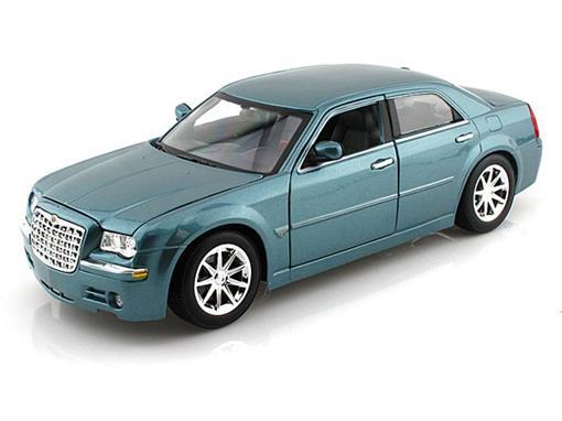 Chrysler: 300C HEMI (2005) - Azul - 1:18