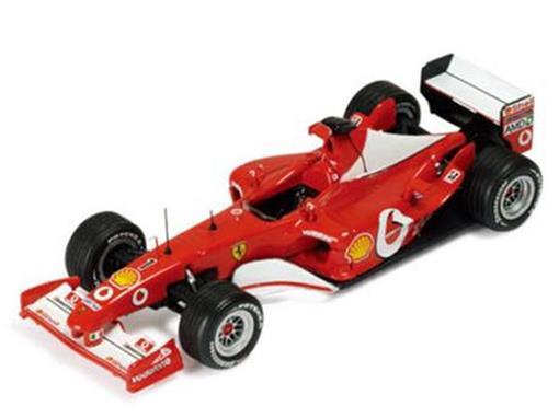 Ferrari: F2003 GA M. Schumacher - GP US 2003 - 1:43