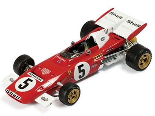 Ferrari: 312B2 M. Andretti -GP Nurburgring 1971 - 1:43