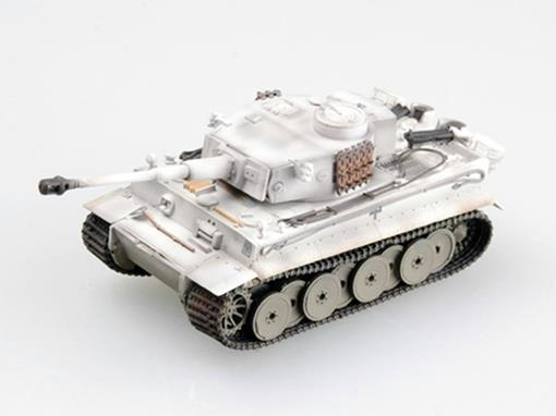 German Army: Tiger I Early Type (Kharkov, 1943) - 1:72