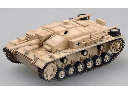German Army: Stug III Ausf F & F/8 (1942) - 1:72