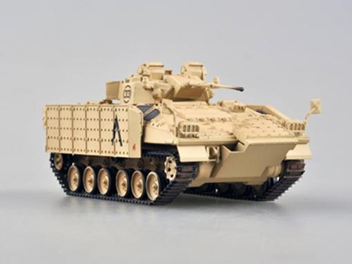 British Army: MCV 80 - 1st Bn, Staffordshire Regt - Iraque 1991 - 1:72
