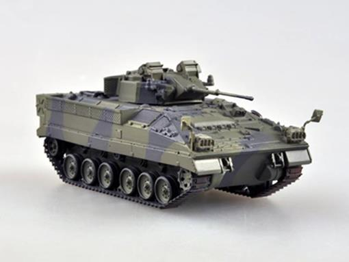 British Army: MCV 80 - 1st Bn, Based at Germany (1993) - 1:72