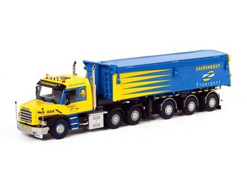 Scania: 3 Tip Trailler Asphalt & Sand (3 eixos) -