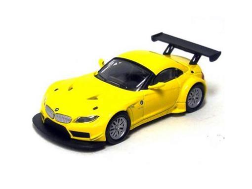 BMW: Z4 GT3 - Amarela - 1:64