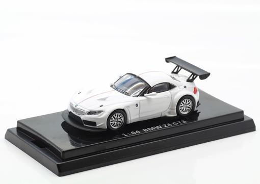 BMW: Z4 GT3 - Branca - 1:64