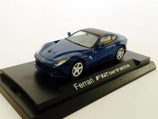 Ferrari: F12 Berlinetta - Azul - 1:64