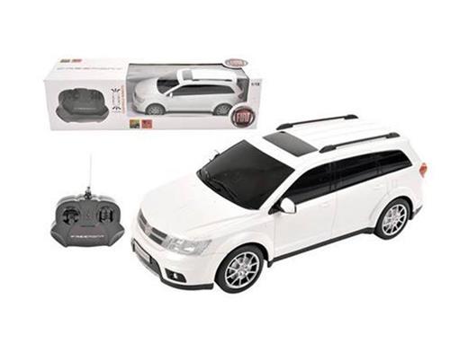 Fiat: Freemont - Branco - Controle Remoto - 1:18