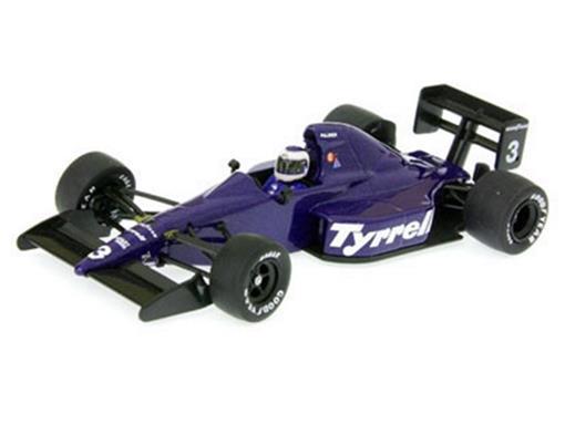 Tyrrell Ford: 018 J. Palmer (1989) - 1:43
