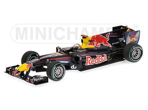 Red Bull Racing Renault: RB6 S. Vettel - Abu Dhabi GP 2010 - 1:43